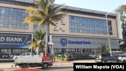 Standard Bank, Maputo, Moçambique