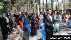 اعتراض فعالان مدنی در هرات