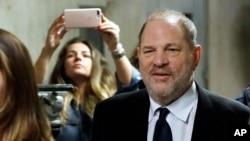 Harvey Weinstein, 67 ans, sera jugé à partir du 9 septembre par le tribunal de Manhattan.