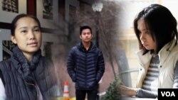 Thai scholarship students