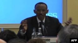 TT Paul Kagame của Rwanda, trong phát biểu tại Viện Nghiên cứu Chiến lược Quốc Tế ở London, phản bác một phúc trình của LHQ tố cáo binh sĩ của nước ông phạm tội ác chiến tranh