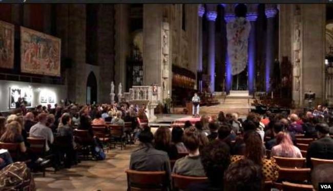 【六四30周年祭】纽约大型纪念会:继承发扬天安门自由民主遗产