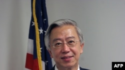 台湾驻美代表处经济组组长蒋士煌