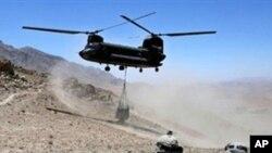 아프가니스탄에서 작전중인 미군