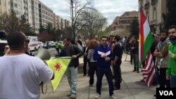 Kurdên Washingtonê