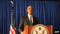 Bộ trưởng Tư pháp Hoa Kỳ Eric Holder tuyên bố Washington và Bắc Kinh cam kết gia tăng hợp tác về các vấn đề an ninh nhưng vẫn còn những bất đồng cơ bản về vấn đề nhân quyền