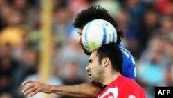"""""""İstiqlal"""" və """"Traktor"""" futbol komandaları arasında oyun insidentsiz olmayıb(Audio)"""