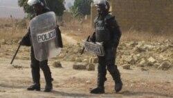 Manifestantes presos em Benguela - 2:29