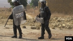 Angola, Polícia de Intervenção Rápida