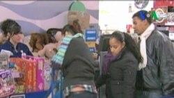 Tingkat Pengangguran di Amerika Turun Hingga 8.5 Persen - Laporan VOA 9 Januari 2012