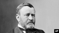 格兰特将军1868年当选为总统