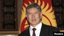Prezident Almazbek Atambayev