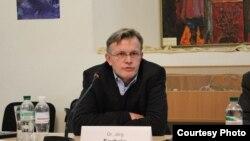 Политолог Германского фонда Маршалла Йорг Форбриг. Архивное фото.