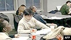 Увеличилось число принятых в американские ВУЗы иностранных студентов