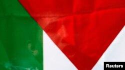 巴勒斯坦的旗帜
