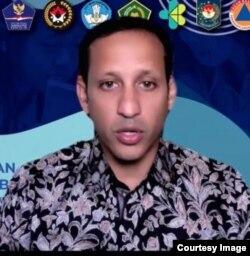 Menteri Pendidikan dan Kebudayaan, Nadiem Anwar Makarim