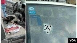 عکسی که دیدهبان محیط زیست و حیات وحش ایران از ماشین جنگلبلت کشته شده منتشر کرد