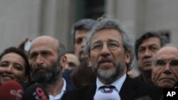 Turkey Journalists On Trial