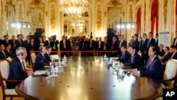 Hội nghị cấp cao Nhật Bản-Mekong bên lề Hội nghị Thượng đỉnh Nhật Bản-ASEAN tại Tokyo, 14/12/2013