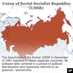 Gorbachev's Foreign Policy Helps Bring Soviet Collapse
