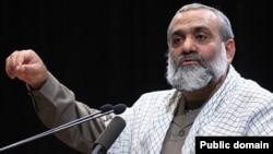 محمدرضا نقدی، فرمانده نیروهای بسیج در ایران