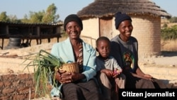 Zimbabwe Rural Women