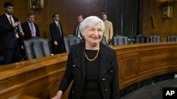 Bà Janet Yellen được Tổng thống Barack Obama đề cử làm Thống đốc Ngân hàng Trung Ương Hoa Kỳ.