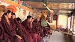 藏人在与中国当局对峙中过藏历新年