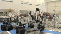 NASA Mars Rover Will Face Harrowing Descent, Landing