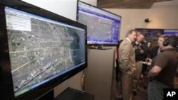 Berbagai persiapan sedang dilakukan menjelang penyelenggaraan KTT NATO di kota Chicago, AS (17/5).