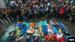 Жертви Майдану, вбиті «правоохоронцями» Януковича