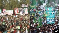 پیپلز پارٹی اور مسلم لیگ (ن) کا روایتی سیاسی دنگل شروع
