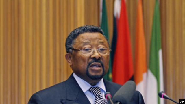 African Union Commission Chairman Jean Ping (file).