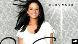 "Novi album Sare Evans, ""Stronger"""
