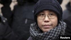 Liu Xia, istri pemenang Nobel Perdamaian China, Liu Xiaobo mengajukan banding untuk pembebasan dirinya. (Foto: dok).