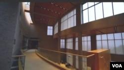 国会图书馆内景