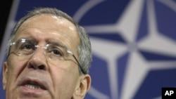 Rusya Dışişleri Bakanı Sergei Lavrov