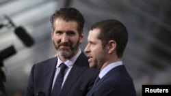 Сценаристы сериала «Игра престолов» Дэвид Бениофф и Дэниел Уайсс