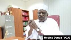Sanata Mohammed Ali Ndume - Shugaban Komitin Kula da Harkokin Sojojin Kasa a Majalisar Dattawa