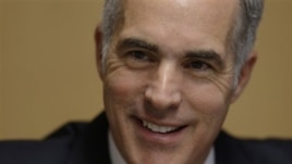 U.S. Sen. Bob Casey (July 2012 photo)
