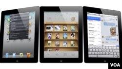 Apple dituduh berkonspirasi dengan lima penerbit buku pada 2009 saat sedang bersiap meluncurkan iPad. (Foto: Dok)