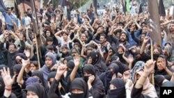امام حسین کا چہلم: بھگدڑ کے واقعہ میں 12افراد ہلاک