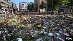 Breivik es procesado como único responsable del tiroteo en la isla de Utoya y del atentado con carro bomba en un complejo gubernamental en Oslo, en el que perdieorn la vida 77 personas