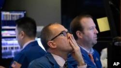 受美中可能達成第一階段貿易協議的影響,紐約股市1月2日大幅飆升。