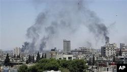 شام کی صورتحال کو اب خانہ جنگی کہا جانے لگا ہے۔