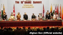 SAARC Summit November 2014