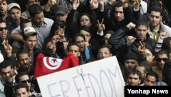 2011 is notable as the year that people across the Middle East stood up to demand their rights.