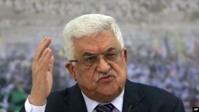 Presiden Palestina Mahmoud Abbas mengirim utusan ke Tiongkok untuk meminta keterlibatannya dalam penyelesaian konflik Gaza (Foto: dok).