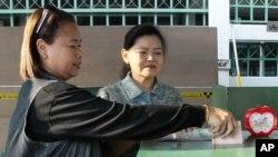 Pemilu Thailand (Foto: dok.)