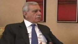 Hevpeyvîn ligel Ahmed Turk